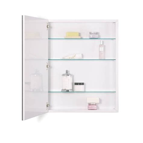 4 inch deep medicine cabinet shopping nutone 52wh304pf metro classic oversize medicine