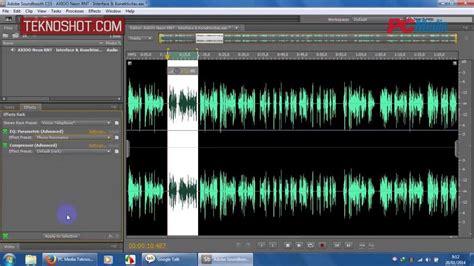 membuat suara robot online membuat efek suara telepon menggunakan adobe soundbooth