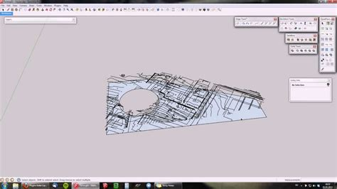 sketchup layout crop view architect tools crop and flatten youtube