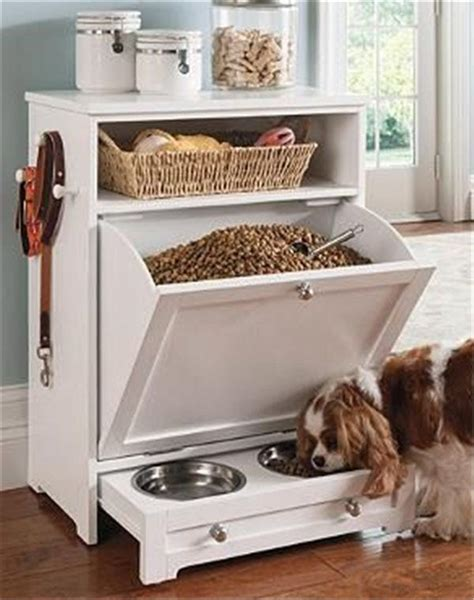 pet feeding station cabinet diy dog feeding station ideas your pet will like dog