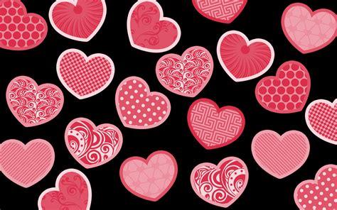 pink heart wallpaper pink hearts wallpaper 17347