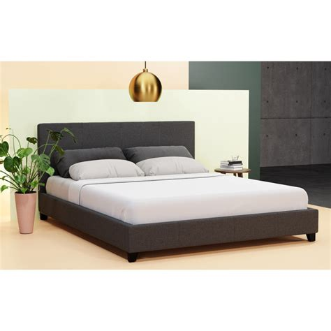 Size Bed Frame For by Hans Collection Fabric Upholstered Bed Frame Buy King