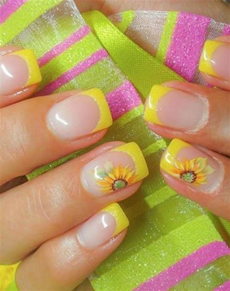 ongle ete 2016 deco ongle ete 2017