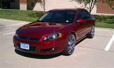 2007 chevy impala ss horsepower gm515 2007 chevrolet impalass sedan 4d specs photos