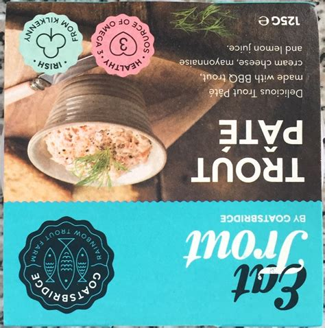 Trout Pete recall of a batch of goatsbridge trout pate due to the presence of listeria monocytogenes