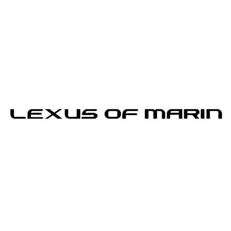 lexus of marin in san rafael ca 94901 citysearch