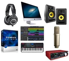 home studio equipment the best production equipment for your studio the