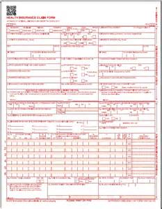 1500 claim form template pin cms 1500 form sle on