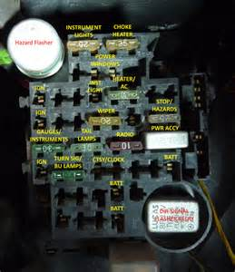 solved need 1981 camaro fuse box diagram or picture of