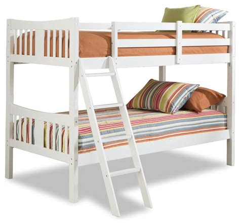 Size Bunk Bed Frame by Fastfurnishings Size Solid Wood Bunk Bed