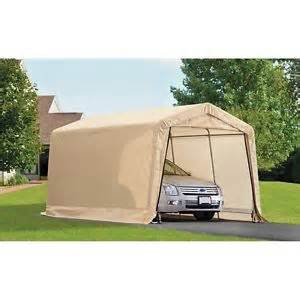 10 ft x 17 ft portable car canopy pop up tent garage