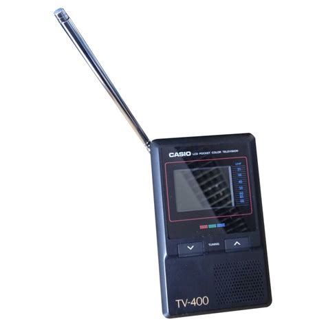 Tv Lcd 400 Ribu prop hire casio tv 400 lcd pocket color television