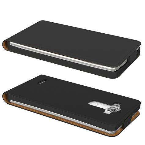 Flip Cover handy tasche f 252 r lg serie flip cover schutz h 252 lle etui schale bumper wallet