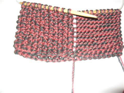 how to knit garter stitch how to knit a seed and garter stitch potholder 171 knitting