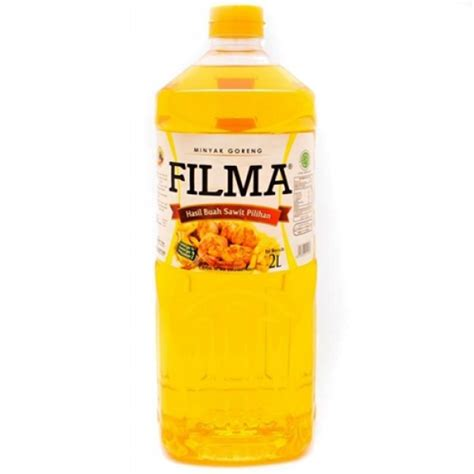 Minyak Filma filma cooking no cholesterol 2ltr