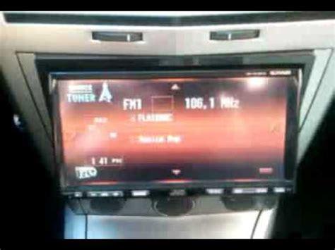 jvc kw avx double din multimedia receiver video