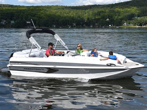 princecraft deck boat parts aluminum deck boats for sale princecraft usa