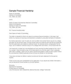 Financial Justification Letter appointment reminder letter format 1 letter templates write and professional