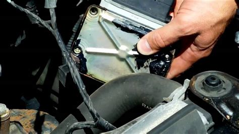ford escort zx2 1998 a c repair for under 10 part 2 youtube