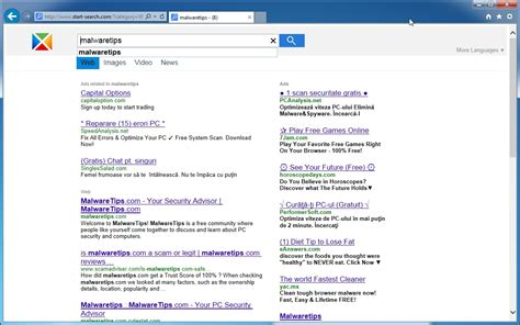 Yahoo Search Engine Remove Yahoo Search From Explorer Newhairstylesformen2014