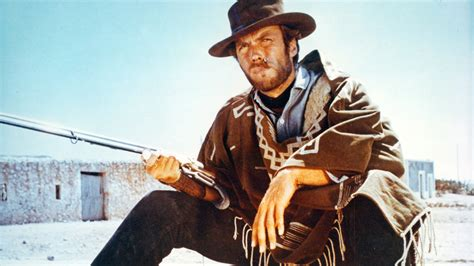cowboy film names the good the bad and the ugly clint eastwood awesome