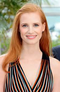 chastain hair color chastain hairstyle taaz hairstyles