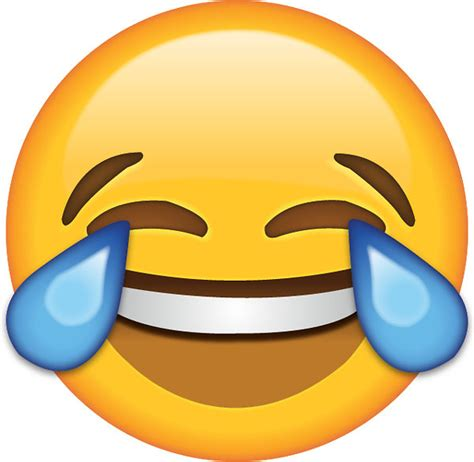 emoji laugh quot crying laughing emoji stickers quot stickers by harry fearns