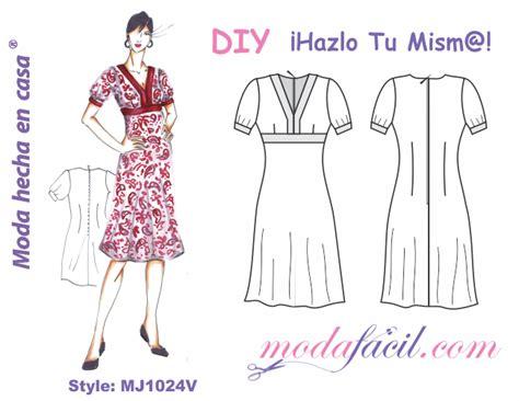 patrones y moldes de ropa gratis de vestidos de mujer para descargar patrones de vestidos pdf