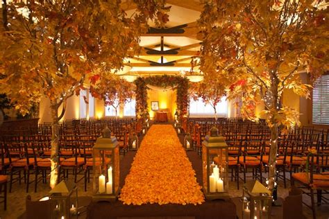 fall wedding venues new wedding decorations fall wedding decorations fall