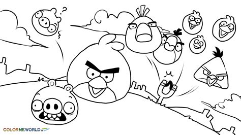 angry birds coloring pages pdf timeless miracle com