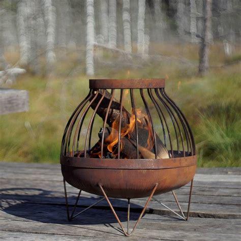 unique fire pits      wow