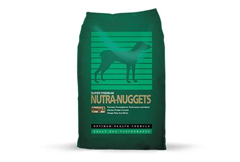 nutra nuggets food nutra nuggets us products info