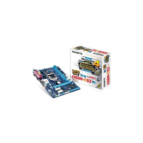 Motherboard H61 Ddr3 Lga 1155 gigabyte ga h61m ds2 r3 lga1155 h61 ddr3