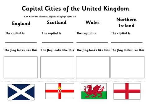 map uk ks1 capitals of the uk ks1 by gill4611 teaching resources tes