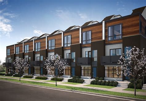 luxury townhomes denver development building denver townhomes in
