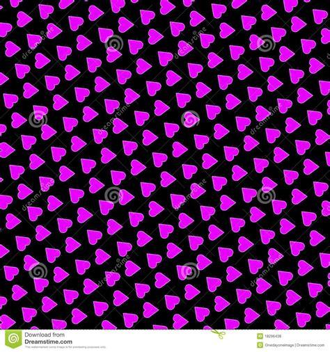black pink heart pink hearts on black stock illustration image of lavender