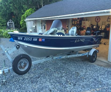 lund boats seattle 2002 lund lund 1440v rebel ss power boat for sale in