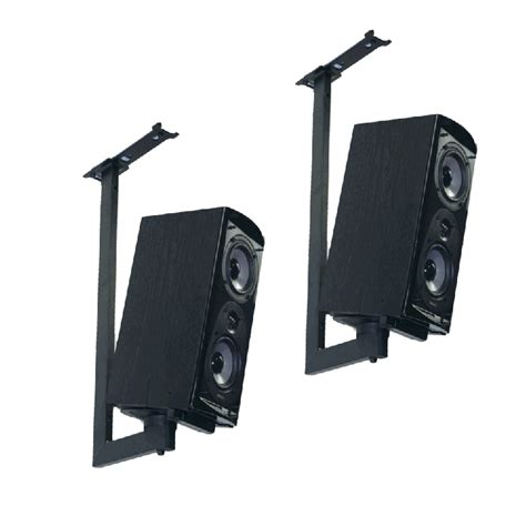 Ceiling Mounted Speaker by Am41c Side Cling Bookshelf Speaker Ceiling Mount With