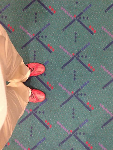 rug pulled out from rug pulled from fans of carpet at pdx the columbian