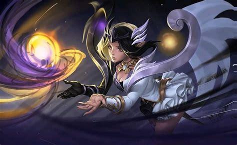 mobile legends  hero lunox  enlightened