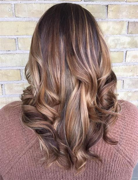 Hairstyles For Brown Hair by 60 Hairstyles Featuring Brown Hair With Highlights
