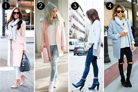7 Trendy Fashion Colors For Winter by The Winter Fashion Trends From To Toe More
