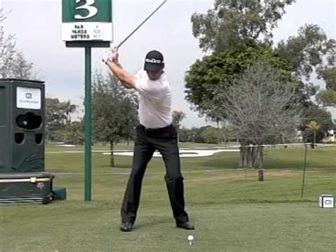 super slow motion golf swing martin kaymer swing sequence golf videos from around the