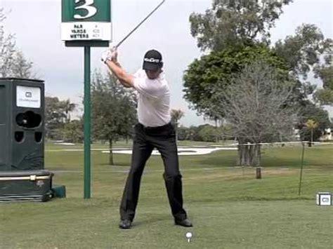 martin kaymer golf swing martin kaymer super slow motion golf swing youtube