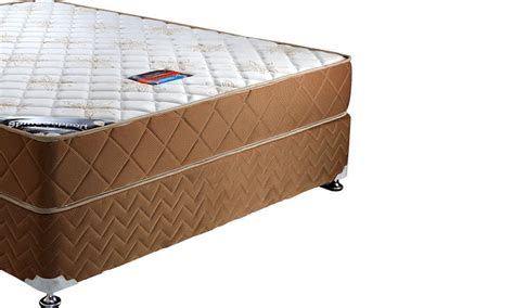 spring air posture comfort spring air mattress spring air activecool mattress pad
