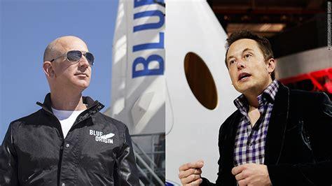 Elon Musk Jeff Bezos | when elon musk and jeff bezos left everyone in their dust