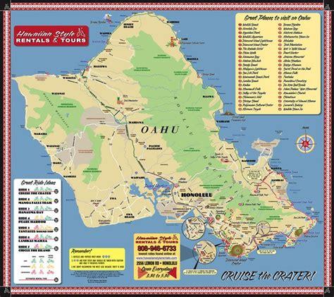 highways bike map oahu nwaonline co