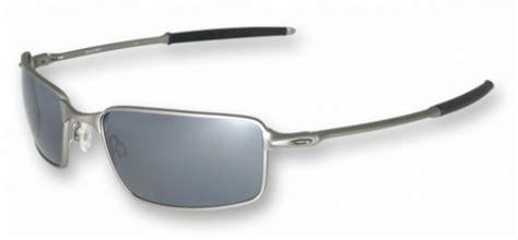 New Frame Kacamata Oakley Wiretap Silver Model 201 Limited oakley square wire sunglasses