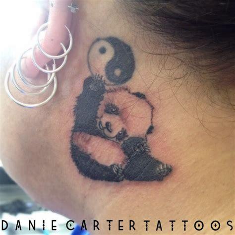 panda tattoo small baby panda small tattoo danie carter tattoos pinterest