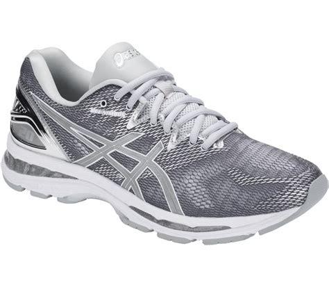 Asics Gel Nimbus 2 Premium Hq asics gel nimbus 20 platinum s running shoes white grey buy it at the keller sports